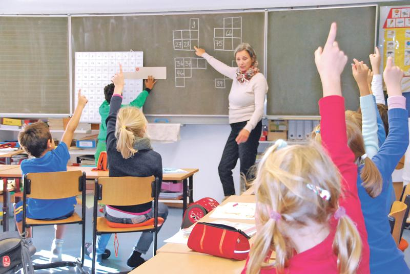 Svájci iskolarendszer
