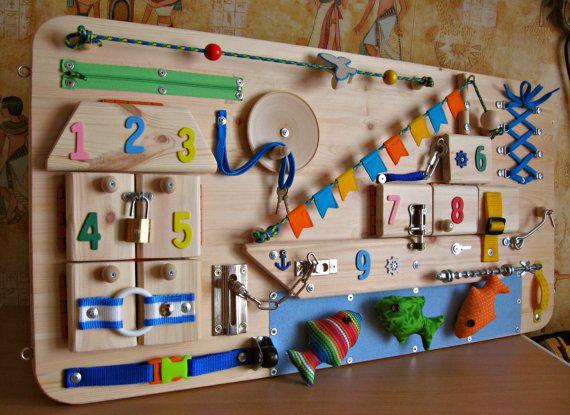 Matatófal ötletek: kiválóan fejleszti a babákat, kisgyerekeket! Fillérekből megvan, és sokáig leköti a gyereket!